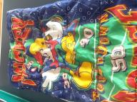 Mickey mouse sleeping bag $4