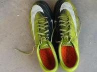 Size 7 mens soccer cleats  $5
