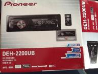 In car stereo cd receiver pioneer