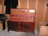 Lane Cedar Chest with key