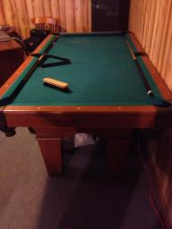 Newcastle Pool Table