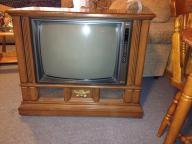 Zenith Color Console Television