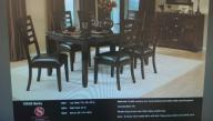 Kitchen table w/ 4 chairs