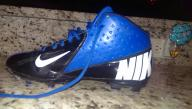 Football Cleats. Youth Size 4.5