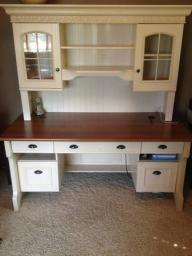 Christopher Lowell Credenza Desk