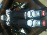 Girls Varsity Hockey Gear