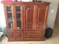 TV Wood Cabinet/Stand for 32