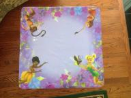 Disney Fairies Folding Kids Table with Two Chairs