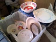 Dishes, NOT A SET, misc.