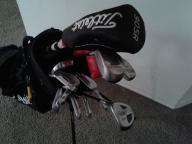 Titleist and Srixon Golf Set