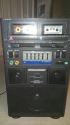 Singalodeon Cassette Karioki Portable System