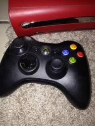 Xbox 360 - Red - 120gb - WiFi