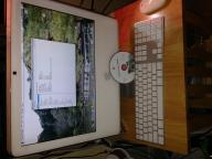iMac, Keyboard, and Mouse