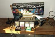 Atari Computer System (Model CX-2600)