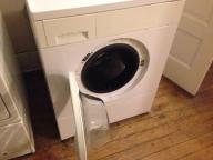 I have a Kenmore front loading washer and dry