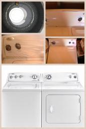 Whirlpool Washer/Electric Dryer