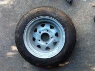 Trailer Spare Tire