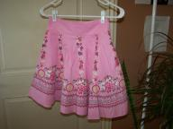 Pink Skirt    Size 10