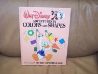 Adventures in Colors and Shapes book