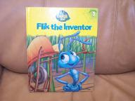 A Bug's Life: Flick the Inventor Book
