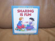 Sharing is Fun Book by Joanna Cole