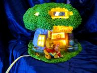 Winnie the Pooh Table Night Lamp