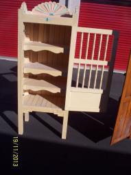 Cabinet (Pie Safe) Southwest Design