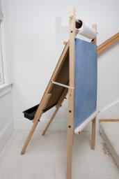Kids Art Easel - (Another picture)