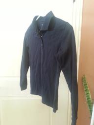 IZOD Long sleeve shirt Blue Size S 7-8 Regular