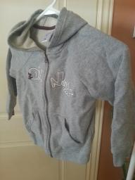 Gray Old Navy Hoody for Boys size 5