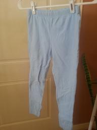 Blue Stretch Pants size 8