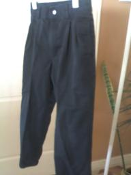 IZOD girls navy blue pants size 7 slim