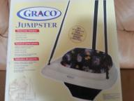 Graco Jumpster (we used this in a big open area of our basement)