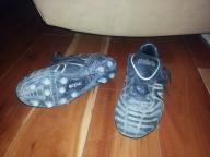 Mitre Cleats Black Size 3 1/2 alot of cleat left