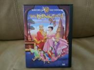 DVD The King and I, cartoon version