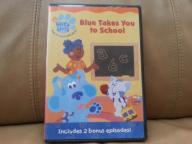 DVD Blue Takes You to School