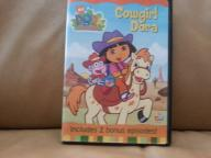 DVD Dora The Explorer  Cowgirl Dora