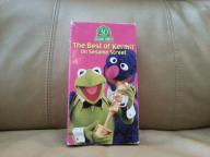 VHS The best of Kermit