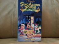 VHS Sing A Long Songs, Disney