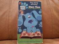 VHS Blue's Clues Story Time
