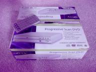 gfm Progressive Scan DVD Player w/Remote (Model DVD-224)