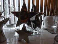 4 Silver Stars