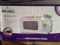 Microwave still in box