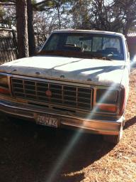 1980 F 150 Ford pickup