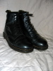 Doc Marten Boots [silver-metallic]