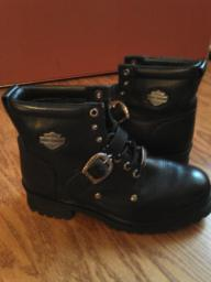 Harley Davidson women's above ankle boots