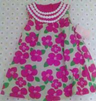 GYMBOREE DRESS (12-18MOS)