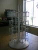 Counter-Top Spinner Rack for Magnets or Floral Cards