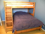 Bunk Bed - Twin over Full