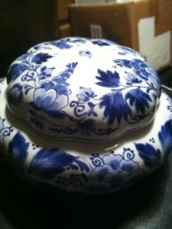 Delft -Candy Dish